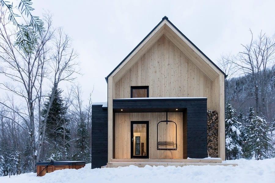 طراحی ویلا به سبک مینیمال از گروه معماری CARGO
