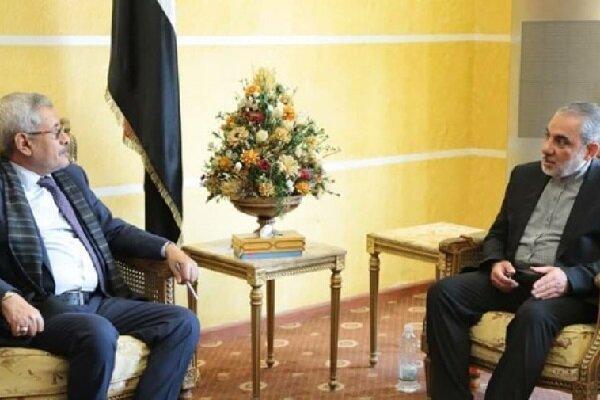 رایزنی سفیر ایران و وزیر یمنی درباره تقویت همکاری&zwnjهای علمی