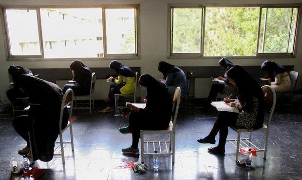 آزمون ارشد فراگیر پیغام نور 8 دی برگزار می گردد، رقابت 56 هزار نفر