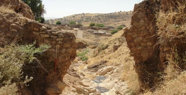 شهر تاریخی سیروان ایلام سامان دهی و بازسازی می گردد
