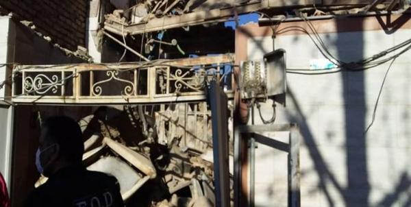 جزئیات جدید انفجار واحد مسکونی در خرم آباد، یک کشته و 12 مصدوم