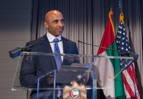 اعتراض سفیر امارات به آمریکا: چرا با ما اینگونه رفتار می کنید، ما هم باید مانند ایران حق غنی سازی داشته باشیم!