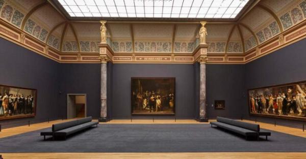 زنان قرن هفدهم به موزه ملی آمستردام راه یافتند