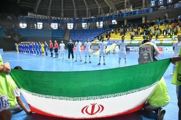 تیم ملی فوتسال ایران به تورنمنت تایلند دعوت شد