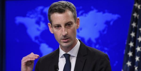واشنگتن: تحریم ها علیه ایران همچنان پابرجاست خبرنگاران