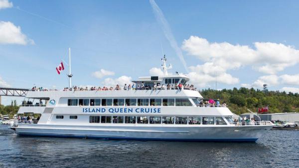 مقاله: کشتی های کروز Parry Sound، Sudbury و North Western Ontario