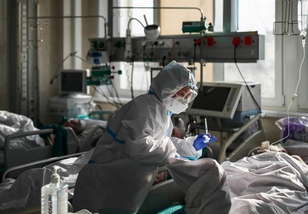 درمان 92 درصد مبتلایان به کرونا در روسیه، اوکراین در آستانه تعطیلی کامل