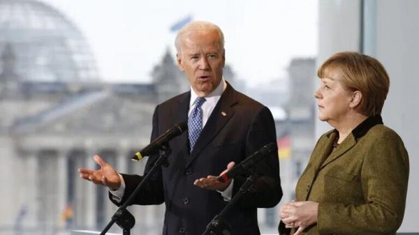 آلمان و آمریکا خواهان عقب نشینی نیروهای روسیه از مرز اوکراین شدند