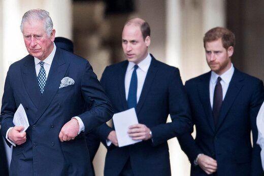 حاشیه های پر سروصدای خاکسپاری همسر ملکه انگلیس