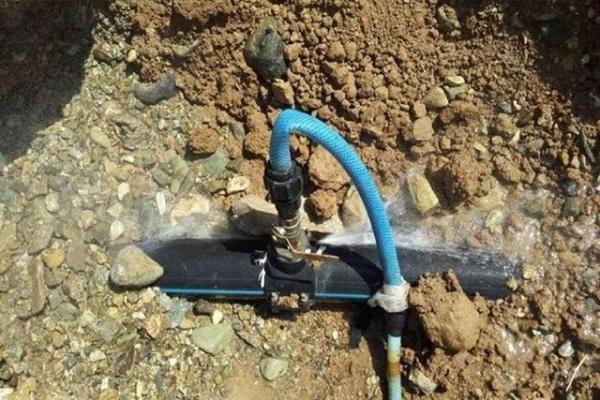 انشعابات غیرمجاز معضل اساسی افزایش مصرف آب در روستاهای خراسان شمالی