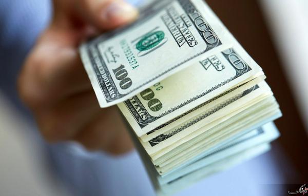 قیمت دلار امروز دوشنبه 1400، 02، 06، افت قیمت دلار