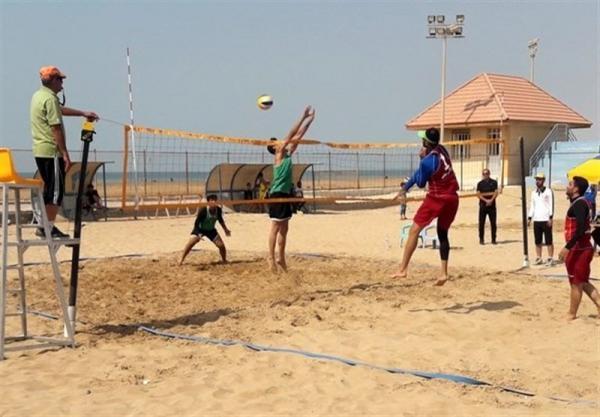 سلاق سرمربی تیم های ملی بزرگسالان والیبال ساحلی شد