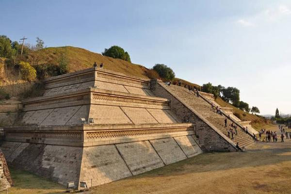 برخلاف باور مردم، عظیم ترین هرم جهان در مصر قرار ندارد در مکزیک است