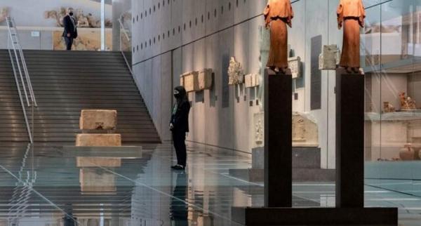 بازگشایی موزه های یونان در آستانه فصل گردشگری