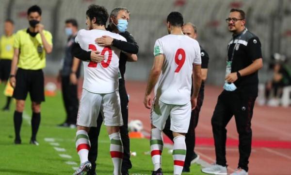 خبر بد برای تیم ملی، تاجیکستان با 10 امتیاز از ایران سبقت گرفت