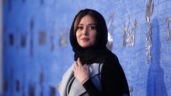 پریناز ایزدیار بازیگر دیدار خصوصی شد