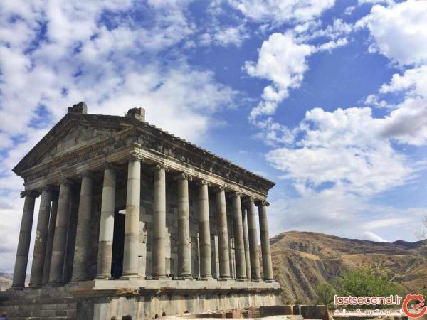 جاذبه های گردشگری ارمنستان