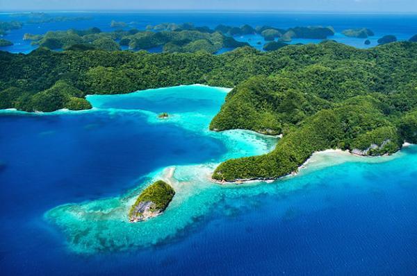 زیباترین جزایر اقیانوس آرام جنوبی را می شناسید؟
