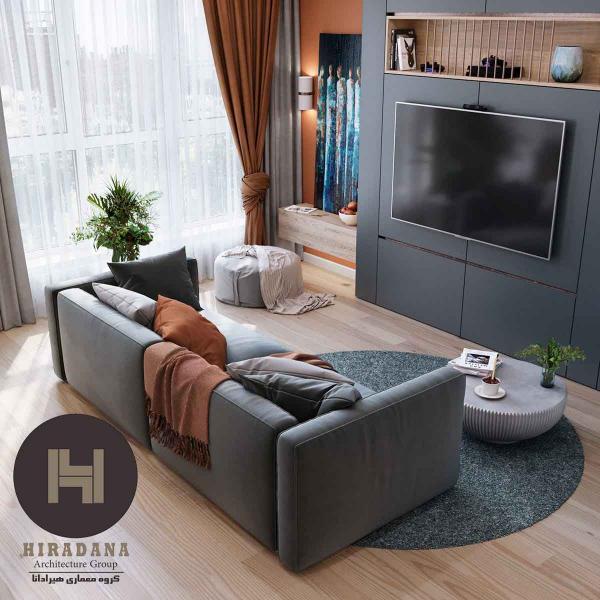 طراحی دکوراسیون داخلی خانه با استفاده از رنگ های نارنجی و آبی سایر مقالات