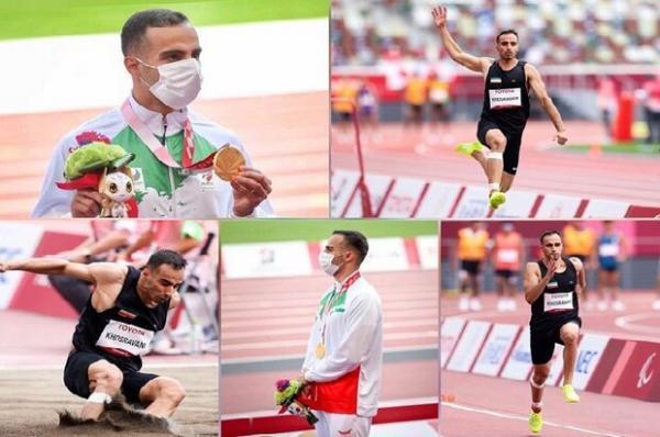 کسب طلای پارالمپیک با وجود مصدومیت، مسئولان حمایت نکردند