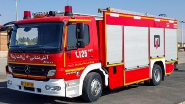 حل مسائل ایمنی و خدمات حفظ ایمنی از سوی آتش نشانان